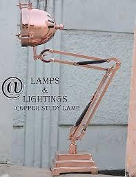 french industrial lighting. Steampunk Desk Lamp Machine Age Task Light Cast Iron French Industrial Lighting