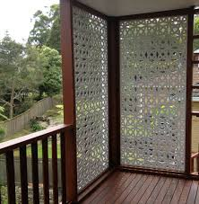 interesting outdoor privacy screens for outdoor room ideas decor outdoor privacy screens with timber privacy