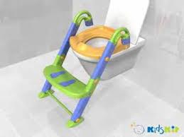 Mit hilfe dieses kinder toilettensitz mit treppe kann das sauber werden jedoch beschleunigt werden. Kidskit Toilettentrainer Youtube