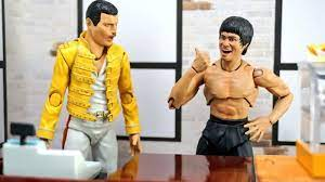 Japanese Twitter account imagines Bruce Lee and Freddie Mercury are best  buds - The Verge