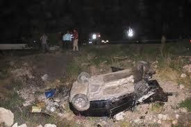 Bayram dönüşü kaza: 2'si ağır 5 yaralı