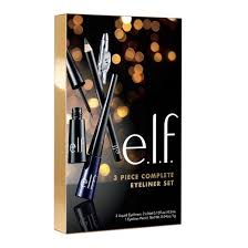 makeup kits for tweens. e.l.f. holiday complete eyeliner gift set- 3pc makeup kits for tweens w