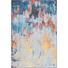 downtown collection by jill zarin multi 4 ft x 6 ft