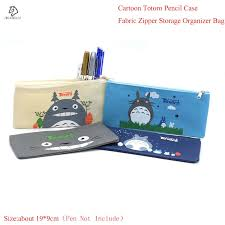 trendy office supplies. Trendy Kawaii Totoro Pencil Case Multifunction Fabric Cosmetic Bags Zipper  Holder Bag Gift Stationery School Supply-in Cases From Office Trendy Office Supplies R