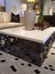 brass cocktail table with glass top white marble coffee table for unique square coffee tables stone tile coffee table set