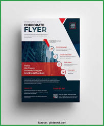 Flyer Examples Custom Professional Business Flyers Examples Plutus