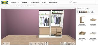 Online Closet Design Tool Ikea Planning And Assembling An Ikea Pax Wardrobe Our Home