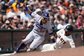 Dodgers vs. Giants Game XVII thread ...