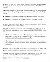 Samples Of Objectives On Resumes Objective Statement For Resume