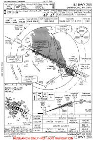 Sfo Runway Chart Full Size Monochromatic Sfo Chart Example