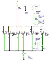 goldwing trailer wiring diagram goldwing image wiring diagram for brake lights gl1800riders on goldwing trailer wiring diagram
