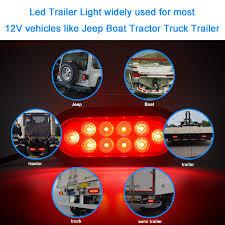 Flatbed Trailer Lights