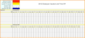 Vacation And Sick Time Tracking Spreadsheet Time Tracking Excel Spreadsheet Excel Time Tracking Math Lessons
