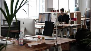 creative agency office. Creative Agency Office E