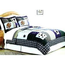 baseball bed sheets bedding twin set quilt vintage angels b