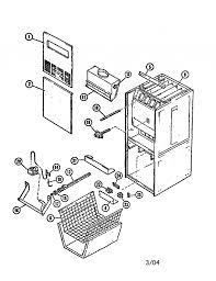 Wiring diagram for lennox gasace p0403267 parts model g12828 sears