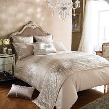 Kylie Minogue Bedding JESSA BLUSH & ROSE GOLD Duvet Cover, Cushion ...