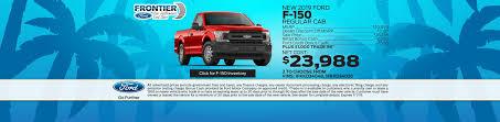 New & Used Ford Dealership | Santa Clara, CA | Frontier Ford