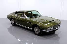 1970 Aston Martin Dbs Dbs 6 Vantage Aston Martin Dbs Aston Martin Aston Martin Cars