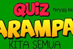 Download kunci jawaban quiz parampaa 2. Kunci Jawaban Quiz Parampaa 3 Kita Semua Lengkap Mas Fery S