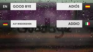 how to say good bye in different languages daily words  how to say good bye in different languages daily words
