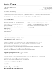 Resume Template Professional Resume Formats Free Career Resume