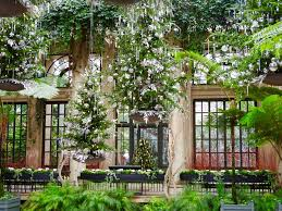 this is only a small peak into the magical beauty that lies inside the conservatory at longwood gardens i have a few other pictures of the 1906 restaurant