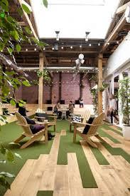 it office design ideas. The GitHub HQ Has Bars And Cafes Instead Of Offices It Office Design Ideas