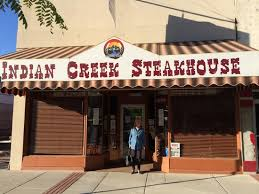 INDIAN CREEK STEAKHOUSE, Caldwell - Menu, Prix & Restaurant Avis -  Tripadvisor