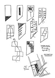 Museum Circulation Design Circulation Sketchs Parti Diagram Architecture Concept