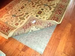 area rug pads for hardwood floors hardwood floor padding rug pads safe for engineered hardwood floors