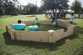 Gaga Pit Design Portable Gaga Pit The Panels Of This Pit Are Made W 3 4
