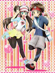 New characters Pokemon BW 2 by TSaianda on DeviantArt