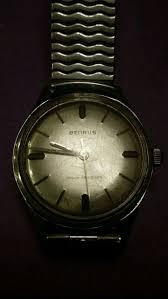 vintage benrus watch men s wind up wristwatch works benrus vintage benrus watch men s wind up wristwatch works benrus