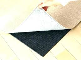 soundproof rug pad uk cloud comfort 1 4 pads for laminate floors non slip sheet anti