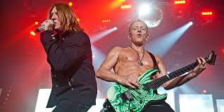<b>Def Leppard's</b> Rock Cruise Faced Many Problems At Sea | Fortune