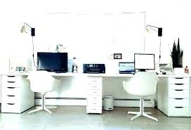 full size of magnificent long white desk home decor ideas corner desks with storage office for
