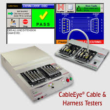 cable harness testers cableeye testimonials cami research hipot tester lhs low voltage continuity tester rhs