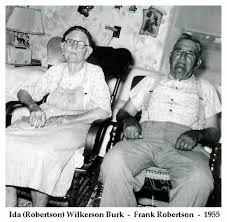"Ida Robertson ""Ma"" Wilkerson Burk (1864-1958) - Find A Grave Memorial"