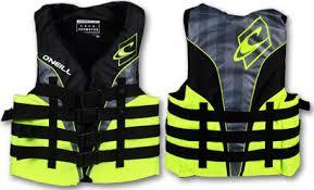 Oneill Superlite Mens Nylon Life Jacket Sz Lg 4xl Only Reduced