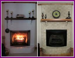 stunning remove paint from brick chimney fireplace ideas pics of painted before and after concept colors