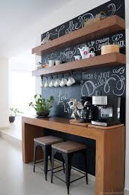office coffee bar. Diy Coffee Station Ideas, How To Make A Bar At Home, Office