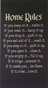 I Cried For You On The Kitchen Floor 17 Best Ideas About House Rules Sign On Pinterest Wall Sayings