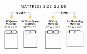 استرالي short queen mattress