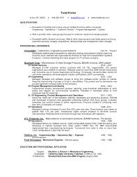 Resume Samples For A Customer Service Representative Archives