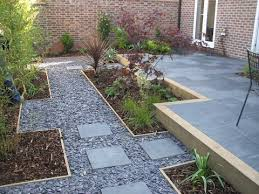 Small Picture Small Gravel Garden Design Ideas YouTube