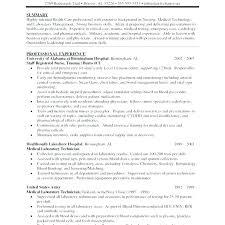 Resume For Nurses New Nurse Resume Examples Cover Letter For New