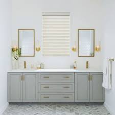 bathroom counter tops. Example Of A Mid-sized Transitional Master Gray Floor And Porcelain Bathroom Design In Counter Tops