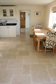 Kitchen Wall And Floor Tiles Dijon Tumbled Limestone Floor Tiles Large Pattern Mrs Bucknall
