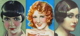 1920s hair makeup